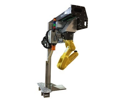 IS Machine Swabbing Robot